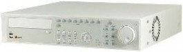 Digital Video Recorder (DVR) - 8 Channels , 250GB, DVD, Pentaplex, Ethernet, 230V DTR-6108