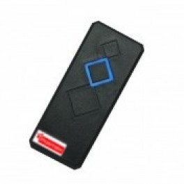 125 kHz ASK (EM) Proximity Card Reader HEL0003 Black