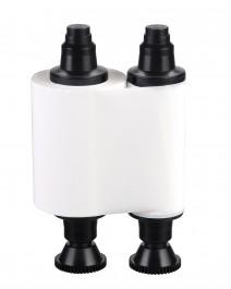 White mono ribbon for Evolis printers