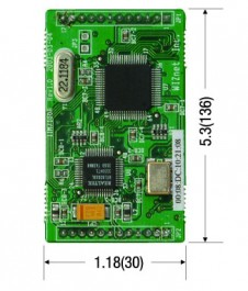 Internal TCP/IP Module IIM7100A