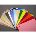 Color Plastic Card with HiCo magnetic stripe