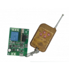 1 Channel WiFi smart relay module with remote control 433MHz