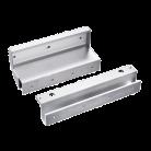 GZ Bracket for Fully Frameless Glass Door for Electromagnetic lock mount 300kg