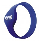 NFC 13.56 MHz MIFARE Classic ISO 14443 A RFID Silicone whistband