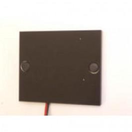 IR illuminator- 2m PIR 123 Plate