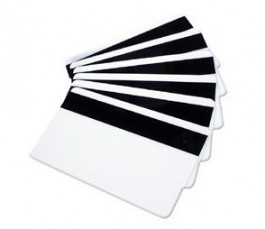 125 kHz ASK (EM4102 compatible) RFID card with HiCo magnetic stripe