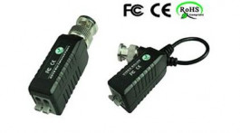 Single channel passive video balun BAL02A