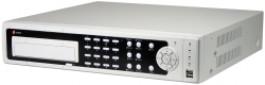 Digital Video Recorder (DVR)- 16 Channels, H.264, 250GB, 400fps, DVD-RW, Ethernet DLR4-16