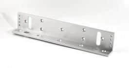 Suport in forma de L pentru montarea electromagnetilor de 500kgf la usi cu tocul ingust