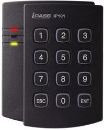 125 kHz ASK (EM) Proximity Card / PIN Reader iPASS IPK101