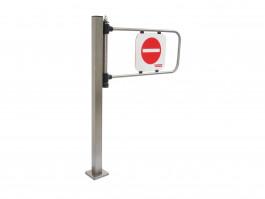 Emergency stainless steel door PLB53