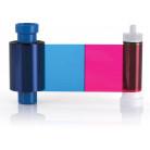 MC300YMCKO Colour ribbon for Magicard 300 ID printer, 300 images
