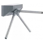 Electronic tripod turnstile for wall mounting PL120