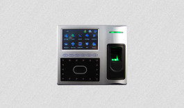 Multi-biometric identification terminal for Access control and Time attendance management Face 902