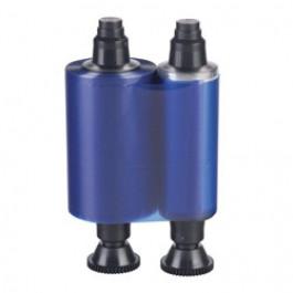 Blue mono ribbon for Evolis printers