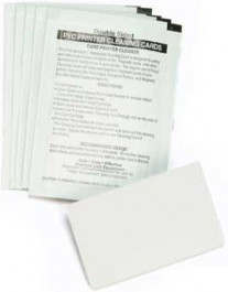 Cleaning card for All card printers