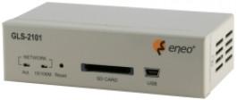 Network 1-channel Video/Audio Server, PAL, Ethernet, 12VDC  GLS-2101