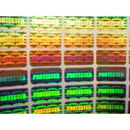 Hologram sticker Version 11