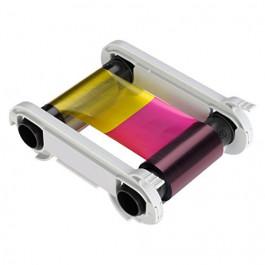 YMCKO ribbon for Evolis Zenius printers- 200 img