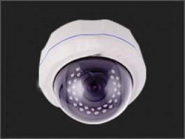 1/3 '' IP(Мрежова) Куполна Камера, 2 MP, Вандалоустойчива, Ден & Нощ, POE, Onvif IPC-0292P