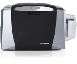 Fargo DTC1000 едностранен цветен принтер за карти