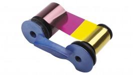 YMCKT цветна лента за принтери Datacard