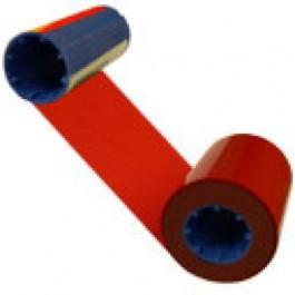 Червена монохромна лента за принтери Javelin/Zebra/CIM 800015-102