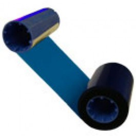 Синя монохромна лента за принтери Javelin/Zebra/CIM 800015-104