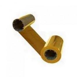 Златна монохромна лента за принтери Javelin/Zebra/CIM 800015-106
