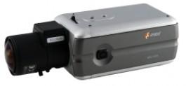 1/3''  Ден и Нощ охранителна камера с функции за видео анализ, 650TV линии  VKC1375/12-24