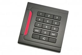 125 kHz ASK (EM) Безконтактен Четец за карти и ПИН код HEL-302/EM-26