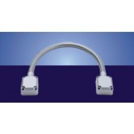 Метален шлаух за кабелно ухо с метални накрайници