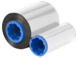 Сребърна монохромна лента за принтери Javelin/Zebra/CIM 800015-107