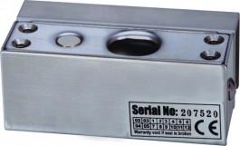 Насрещна планка за монтаж на стъклена врата за Електромагнитна брава тип Болт Fail Safe