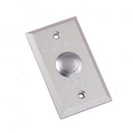 Масивен алуминиев бутон за Изход за вграждане
