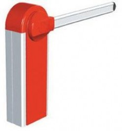 Автоматична бариера с дължина на рамото 4 м и дистанционно управление PBL106