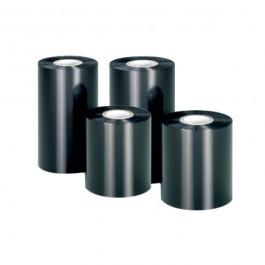 Черна Резинова Термотрансферна лента AXR 7+ 110mm x 450M