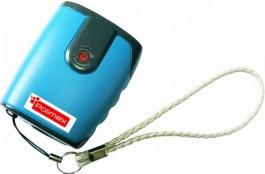 Система за контрол на обходи с вграден 125kHz ASK(EM) безконтактен четец TCR200RFID/B