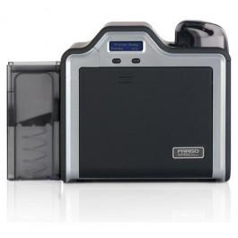 Едностранен картов принтер за печат на чип и PVC карти Fargo HDP5000