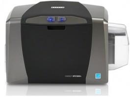 Едностранен цветен принтер за карти HID FARGO® DTC1250e