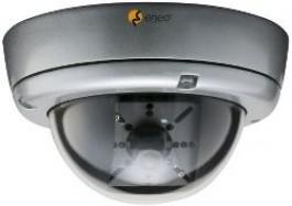 1/3'' IP (Мрежова) Цветна Вандало-устойчива охранителна камера, за повърхностен монтаж 480TVL GLD1401