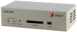 Мрежов 1-канален Видео/ Аудио сървър GLS-2101