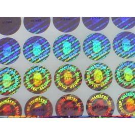 Холограмен стикер с универсален дизайн Вариант 10