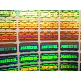Холограмен стикер с универсален дизайн Вариант 11