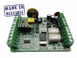 ICON110/USB Интелигентен контролер за контрол на достъп и работно време с USB комуникация