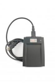 125 kHz ASK (EM) Безконтактен Четец за карти с USB интерфейс CR10E8D с Изходен формат 8 цифрен номер