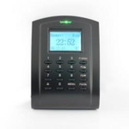 125 kHz ASK (EM) Самостоятелен терминал с четец и клавиатура за контрол на достъп и отчитане на работно време SC103