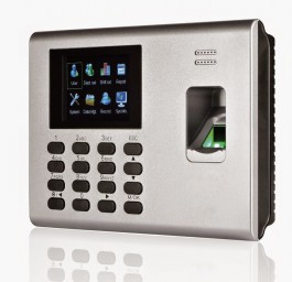 К40- Интелигентен биометричен терминал за отчитане на работно време и контрол на достъп