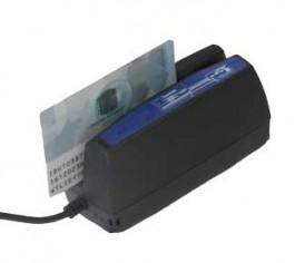 OCR Четец на паспорти и лични идентификационни карти с четец за магнитна лента, ACI 133