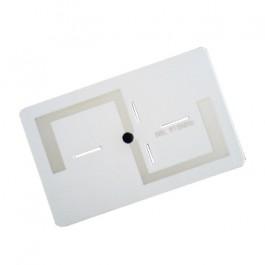 868MHz широкообхватна самозалепваща безконтактна чип карта IDA300C